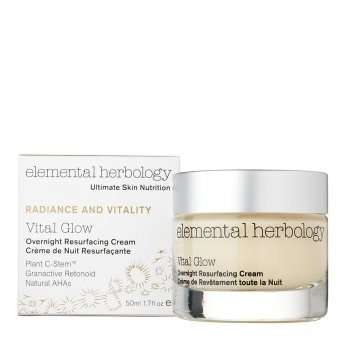 Elemental Herbology Vital Glow Overnight Resurfacing Cream