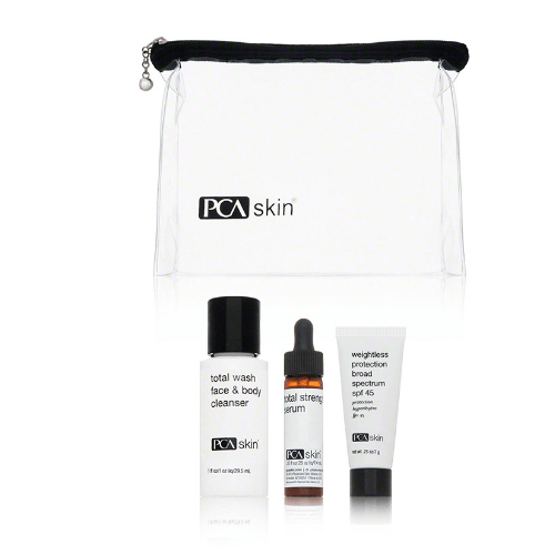 PCA SKIN The Skin Care Solution For Men Kit