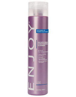 Enjoy Luxe Sulfate Free Luxury Conditioning Cleanser