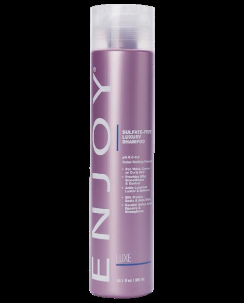 Enjoy Luxe Sulfate Free Luxury Shampoo
