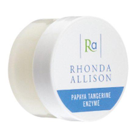 Rhonda Allison Papaya Tangerine Enzyme