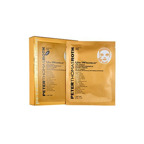 Peter Thomas Roth 24K Gold Unwrinkle Sheet Mask Travel Size