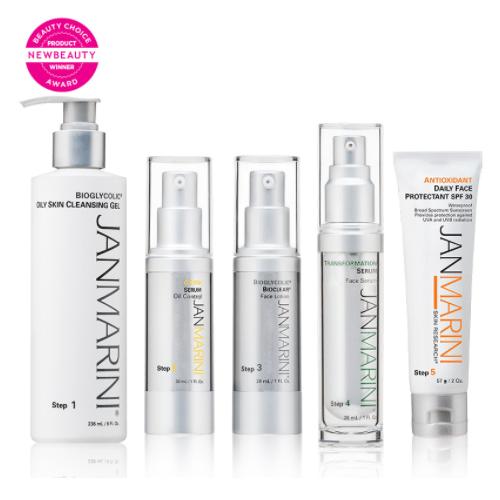Jan Marini Oily Skin Care Management System