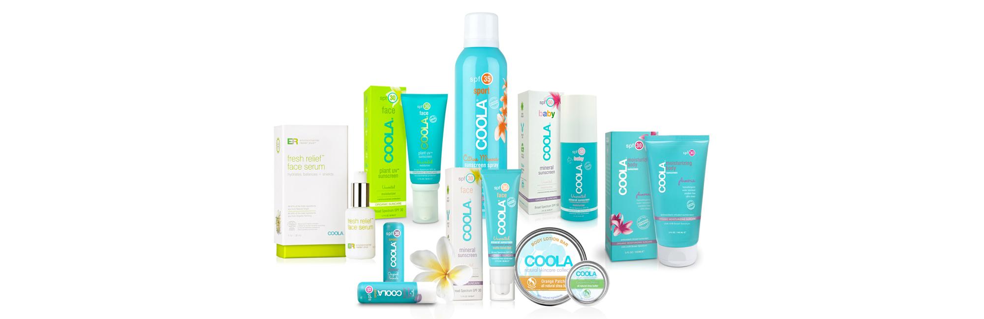 COOLA Suncare | Organic Sunscreen + Organic Suncare