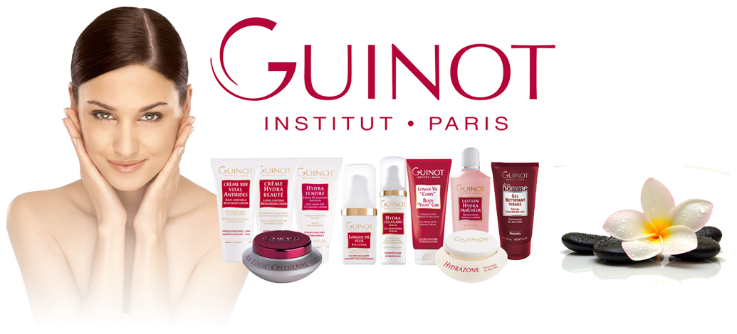 Guinot Professional skin care products & skin treatments