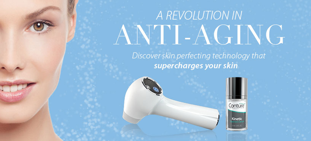 Conture Anti-Aging Skincare Device