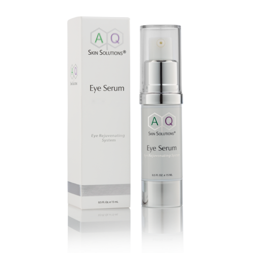 AQ Eye Serum – Eye Rejuvenating System