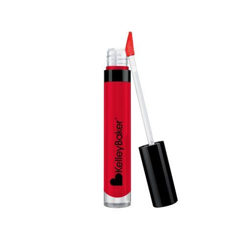 Kelley Baker Matte Liquid Red Lipstick