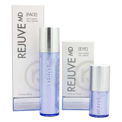 Clearogen REJUVE MD FACE AND EYE SERUM