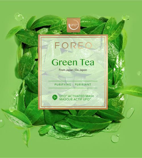 Foreo Green Tea Mask