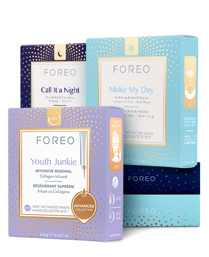 Foreo Nothing Compares 2 Youth Mask Bundle