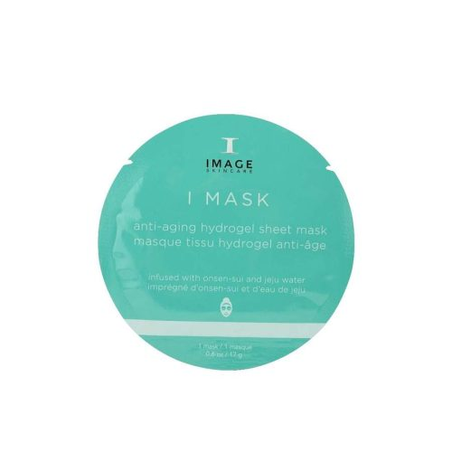 IMAGE Skincare I MASK anti-aging hydrogel sheet mask (single mask)