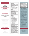 EltaMD UV Restore Tinted Broad-Spectrum SPF 40