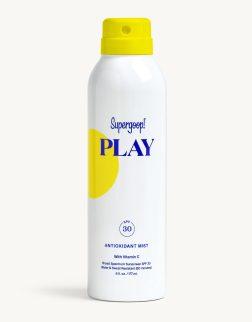 Supergoop! PLAY Antioxidant Body Mist SPF 30 with Vitamin C