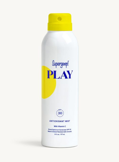 Supergoop! PLAY Antioxidant Body Mist SPF 30 with Vitamin C