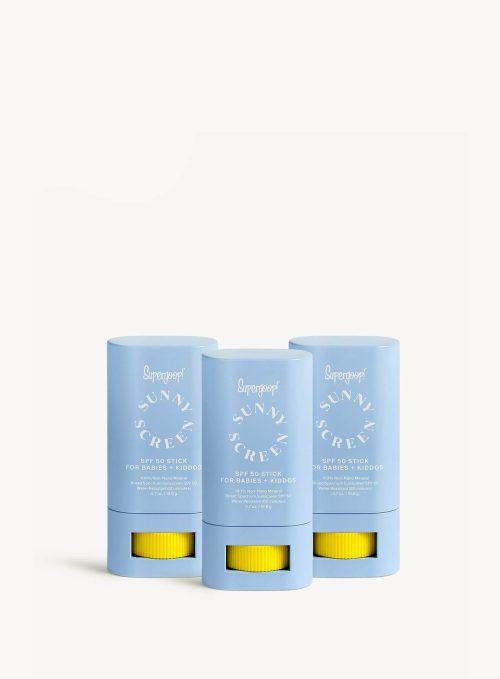Supergoop! Sunnyscreen™ 100% Mineral Stick SPF 50 Trio