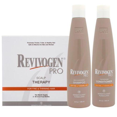 Revivogen PRO Three-Step Hair Loss Treatment
