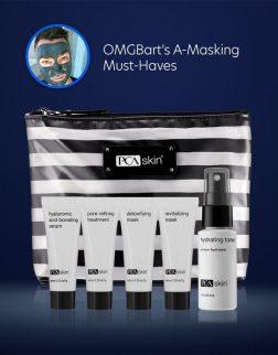 PCA Skin OMGBart's A-Masking Must-Haves