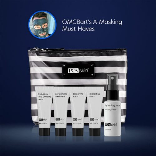 PCA Skin OMGBart's A-Masking Must-Haves