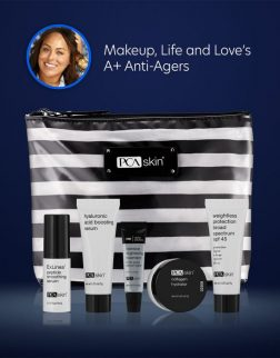 PCA Skin Makeup, Life and Love's A+ Anti-Agers