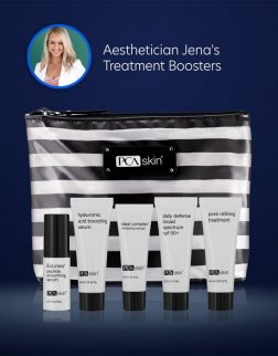 PCA Skin Aesthetician Jena's Treatment Boosters