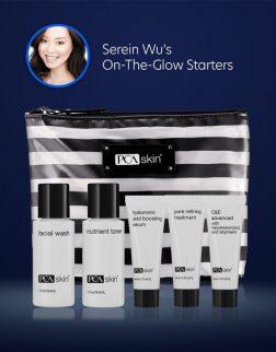 PCA Skin Serein Wu's On-The-Glow Starters